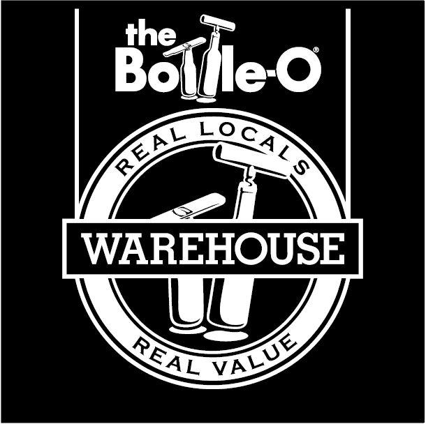 Bottle-o Warehouse Sign